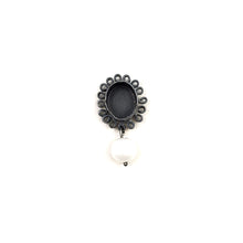 Load image into Gallery viewer, Frilly Pearl Dangle Pin