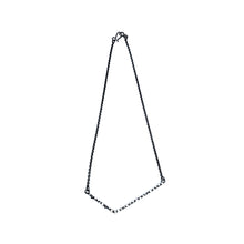 Load image into Gallery viewer, Angle Cube Necklace