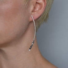 Load image into Gallery viewer, Long Rock Candy Earrings