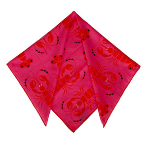 "Lobstar - 25"" Scarf"