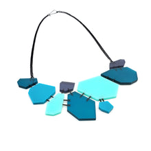 Load image into Gallery viewer, Molecule Necklace
