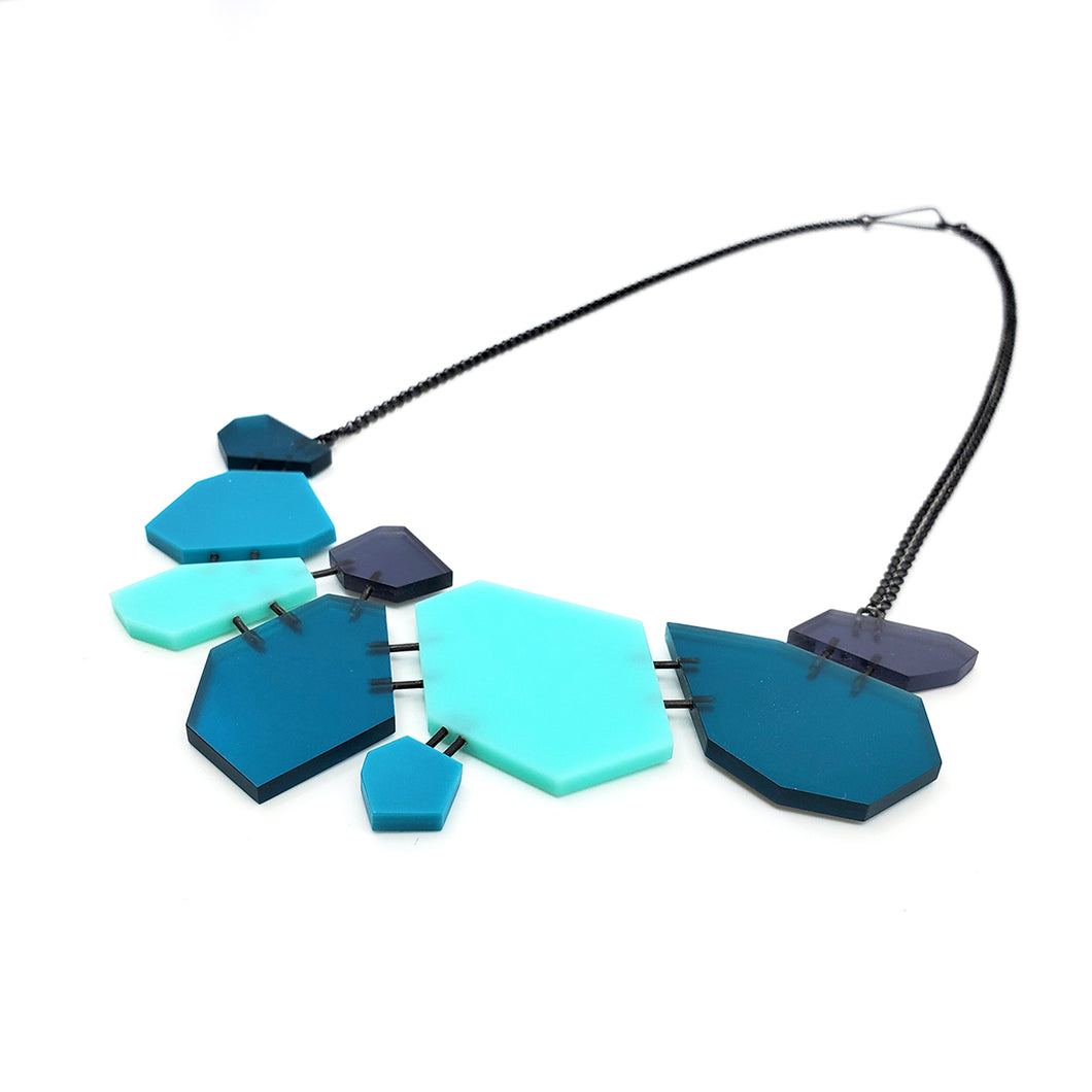 Molecule Necklace