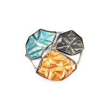 Load image into Gallery viewer, Fractured Trio - Brooch/Necklace