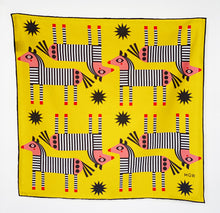 "Load image into Gallery viewer, Zebra Love - 29"" Scarf"