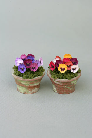 1/12th scale Garden Plant kits