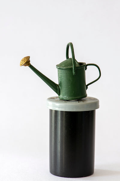 Pewter Watering Can in 1/12th scale
