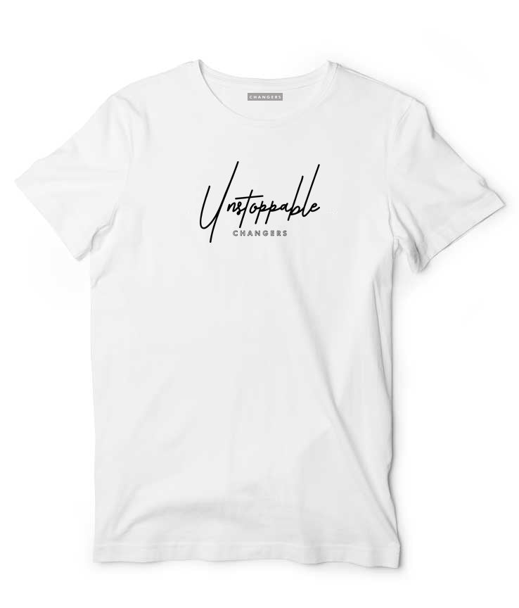Unstoppable - Women Crew Neck Tee