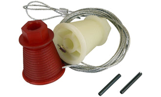 Cardale CD45 cones & cables