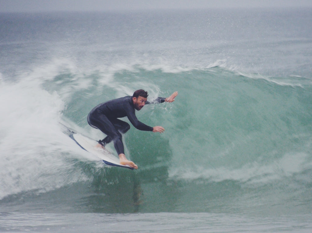 planche de surf, Vincent Lemanceau, Arthur Nelli, Hossegor, shape, stubby, France, US blanks, surfin estate