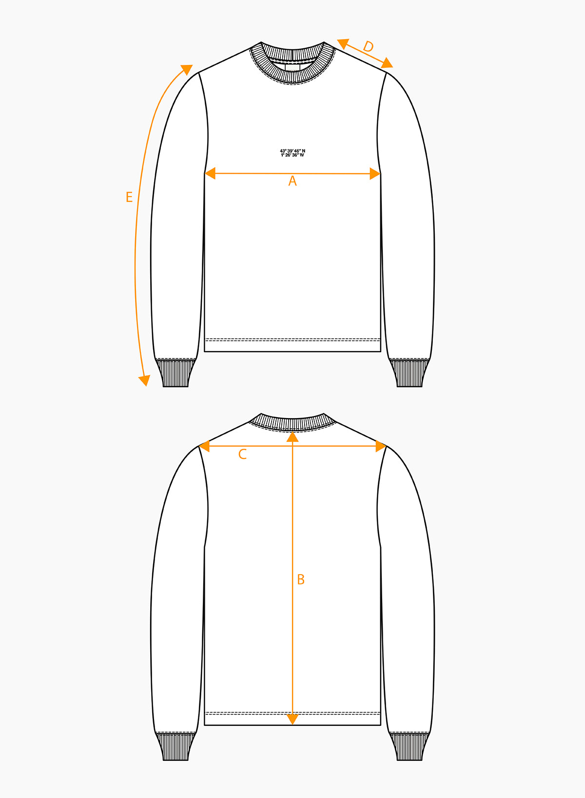 T-shirt Long Sleeves