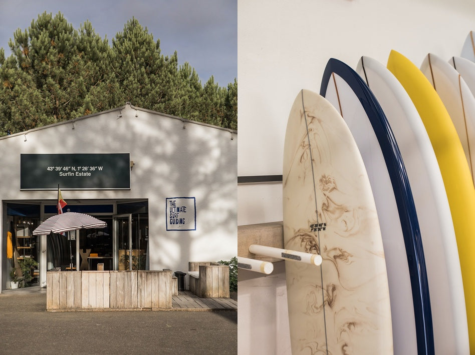 Surfin Estate, Hossegor
