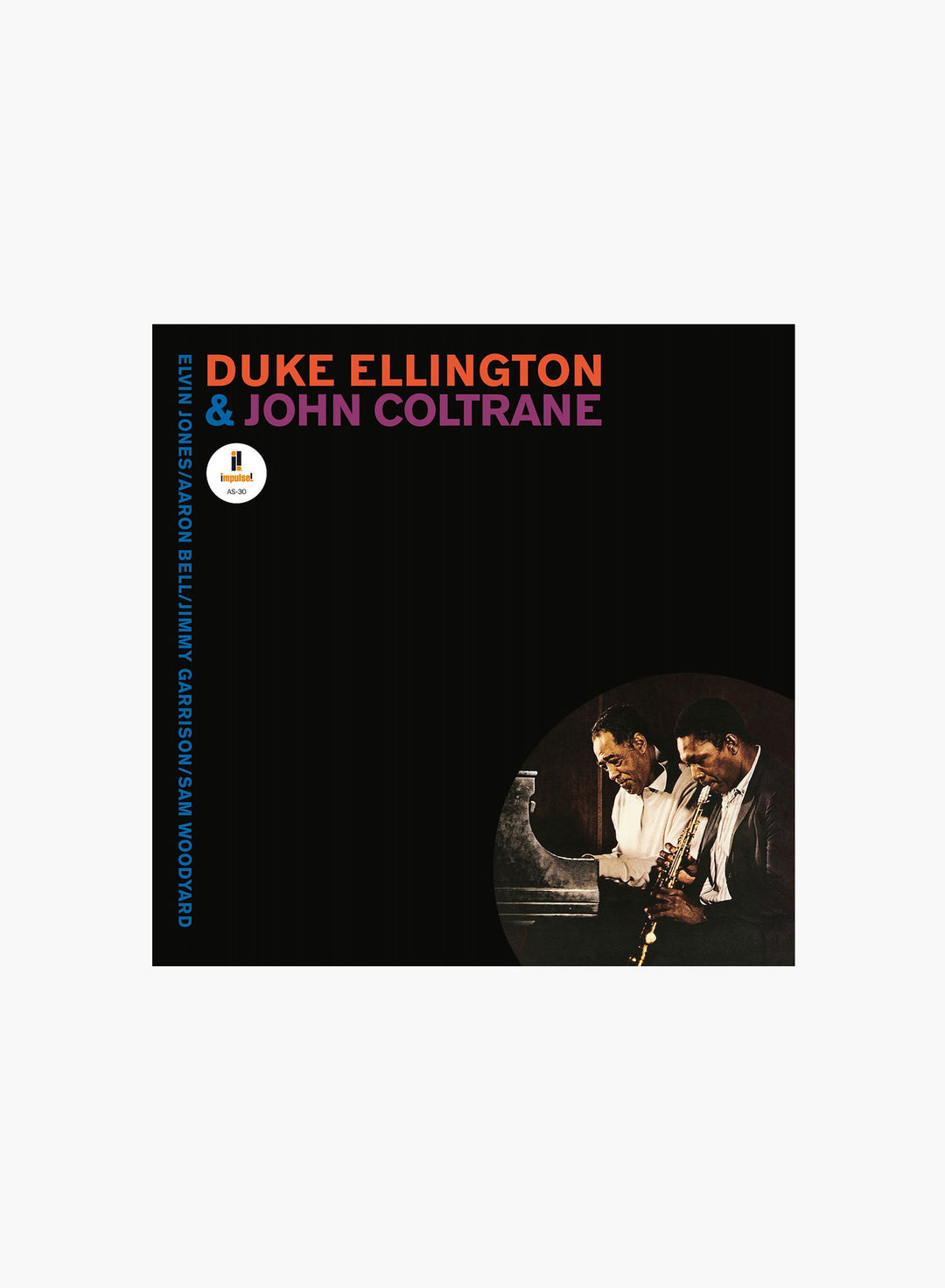 Duke Ellington & John Coltrane LP