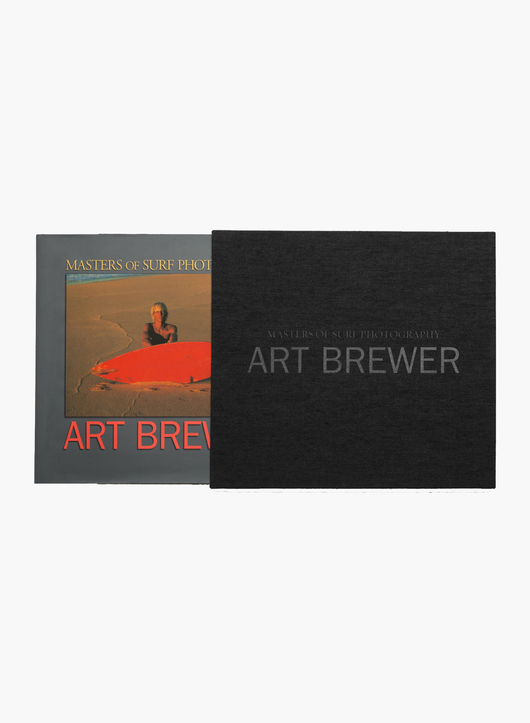Art Brewer : Masters of Surf Photography (signed and numbered edition)