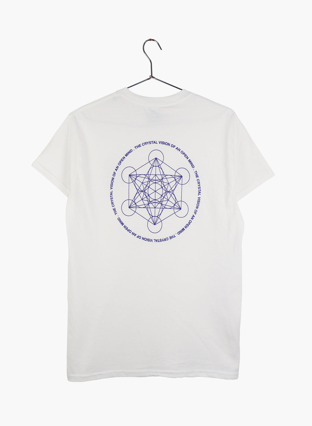 "T-Shirt SS ""Crystal Vision"" - White"