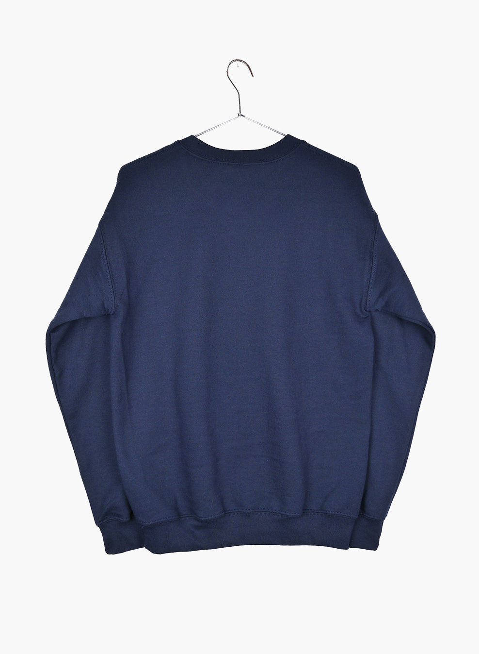 Surfin Estate coordinates logo crewneck, navy color