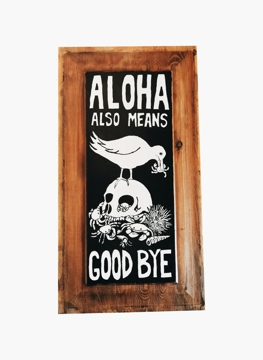 Pentagram Pizza - Aloha Good Bye