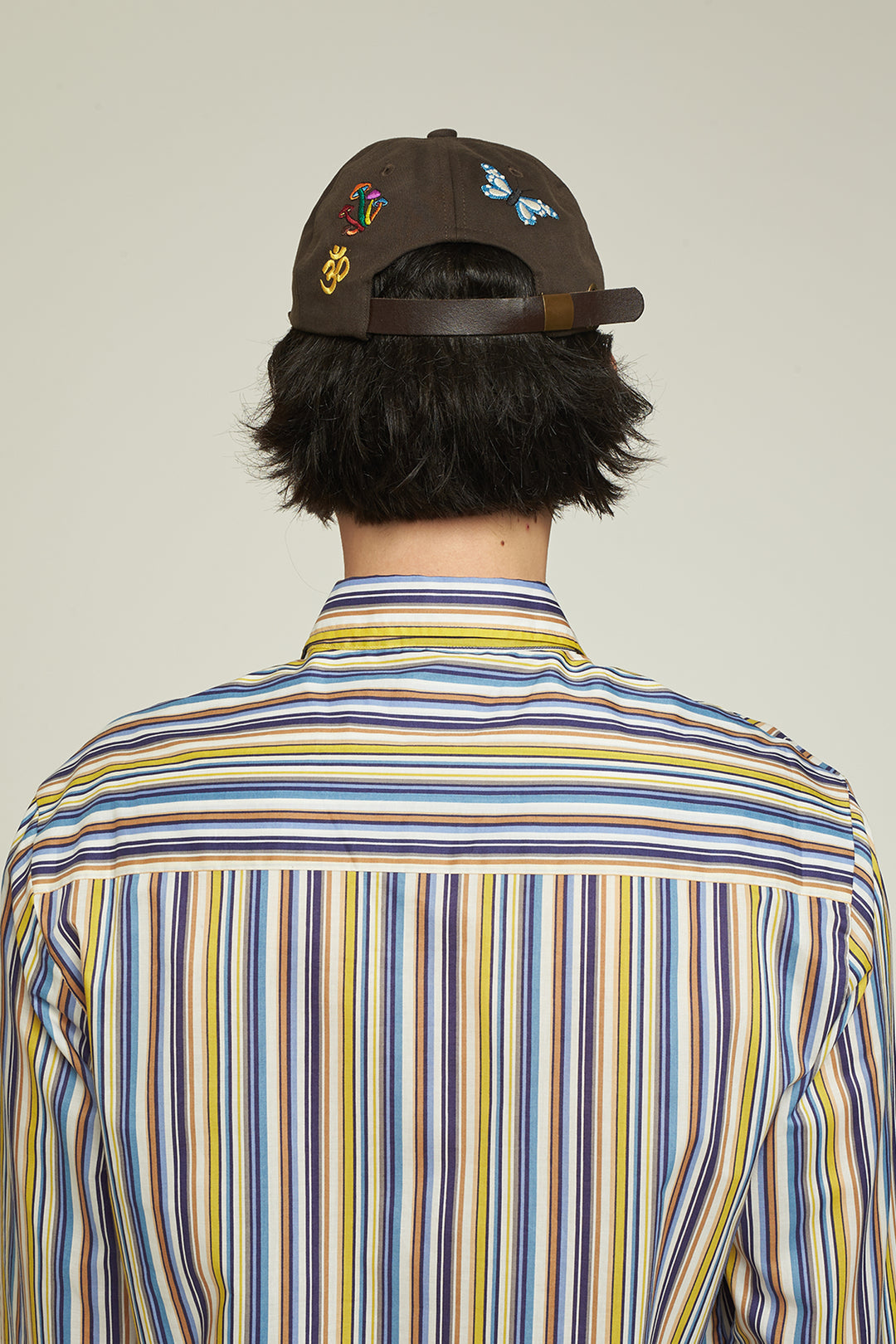 "Cap ""1969"" - Brown"