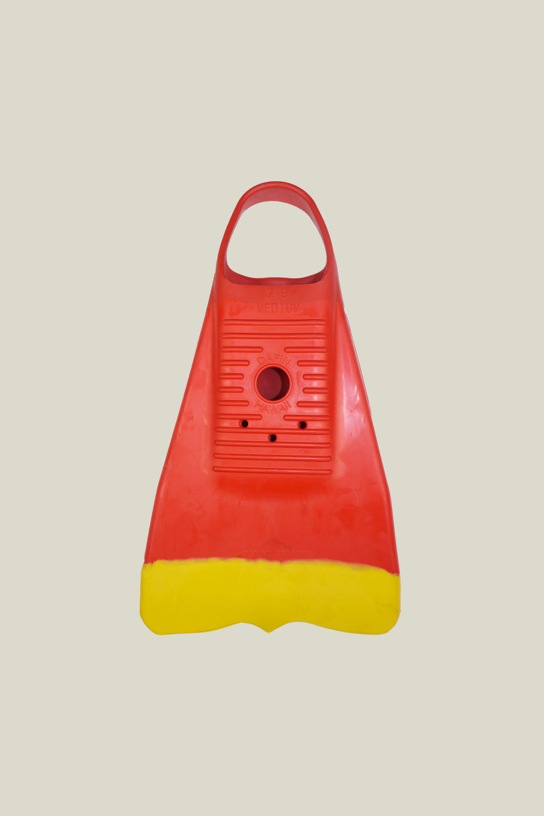 "DaFin ""Swimfins"" - Red/Yellow"