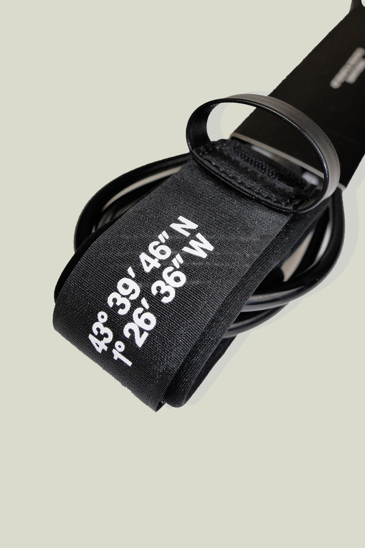 "Leash ""Surfin Estate Logo"" - 7'"
