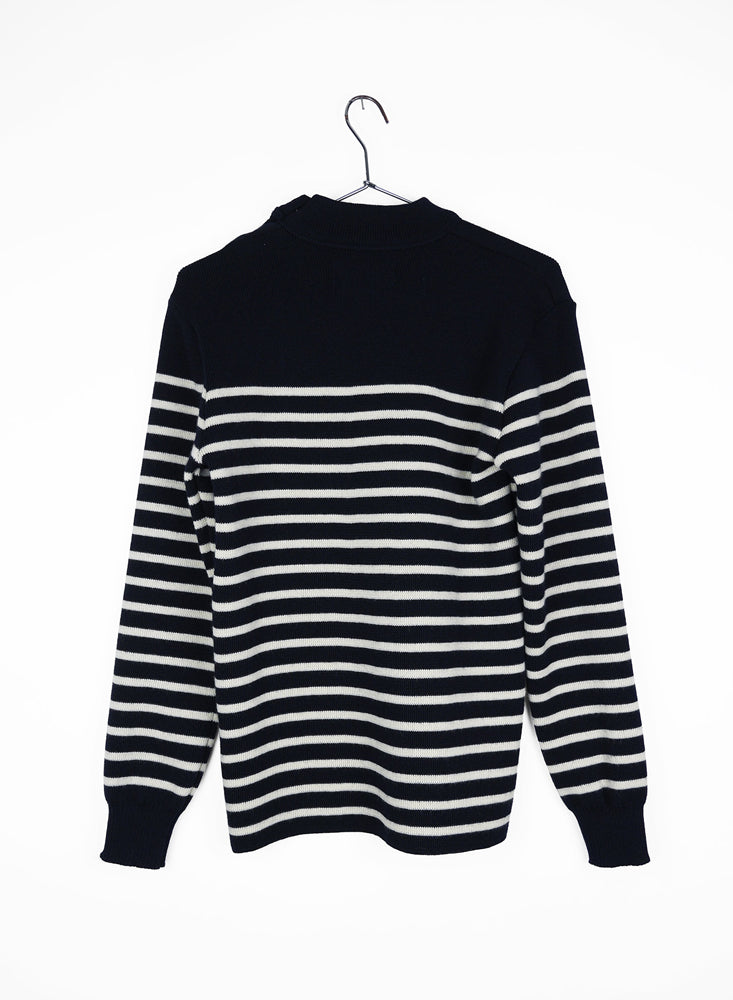 "Sweater ""Fisherman"" - Striped"