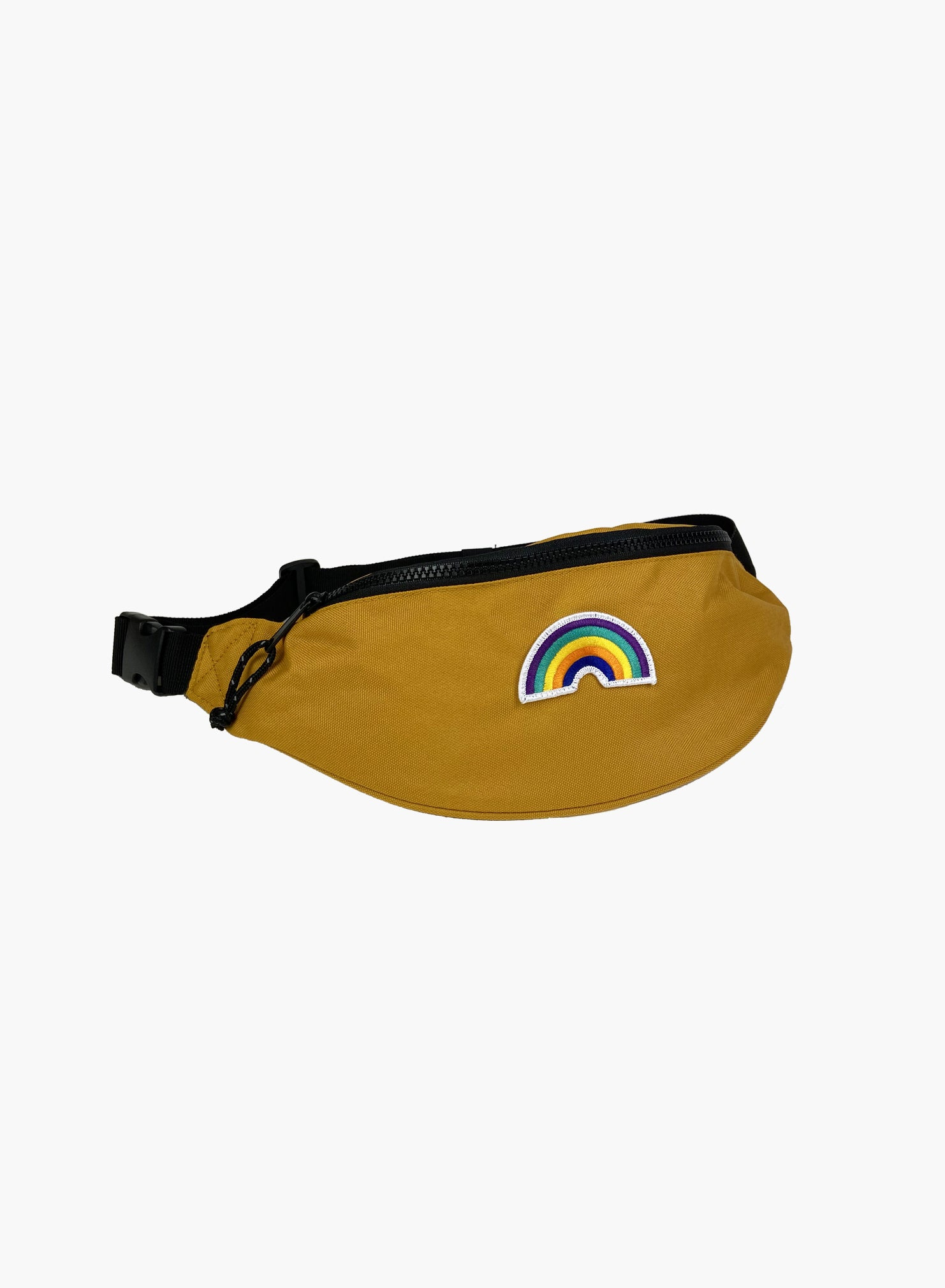 "Sac Banane ""Rainbow"" - Gold"