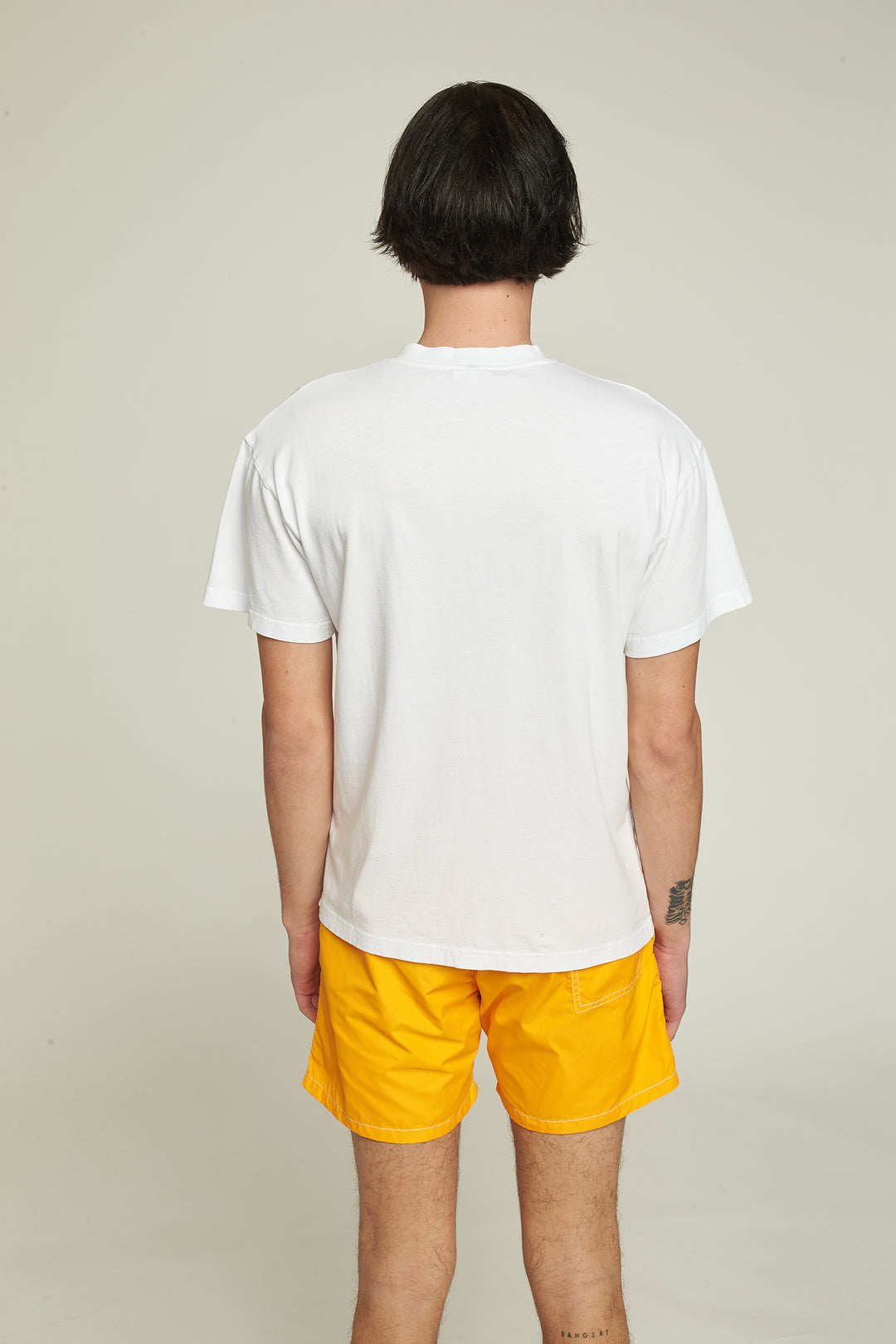 "T-Shirt SS ""Rainbow"" - White"