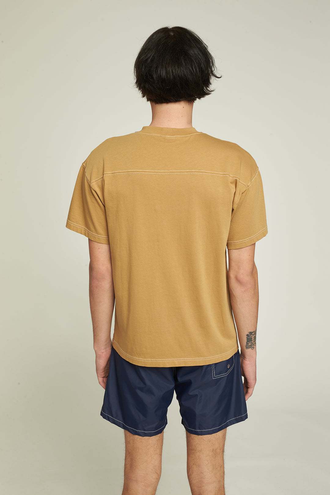 "T-Shirt MC ""Dawn Patrol"" - Gold"