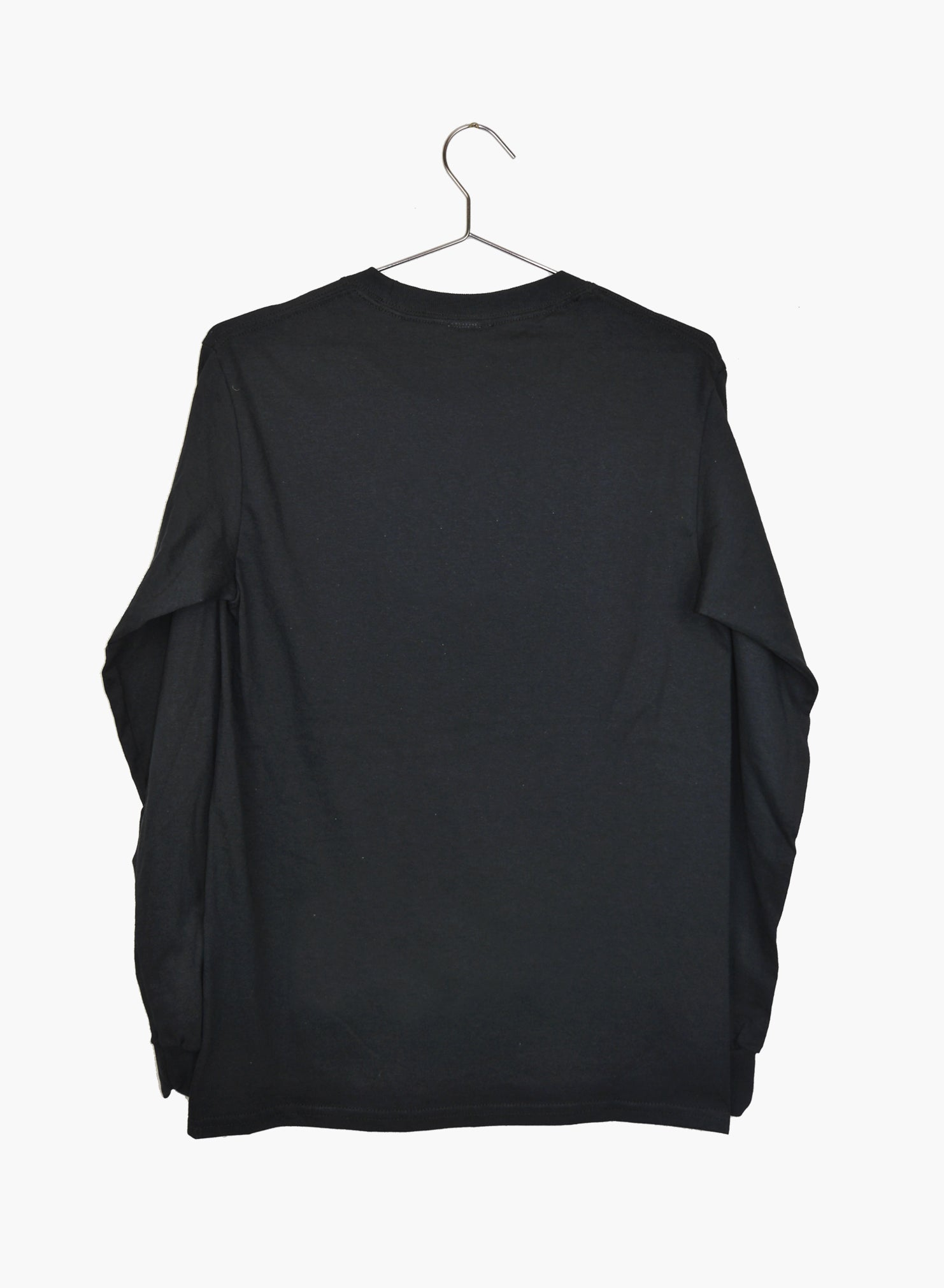 "T-Shirt ML ""Coordinates Flock"" - Noir"