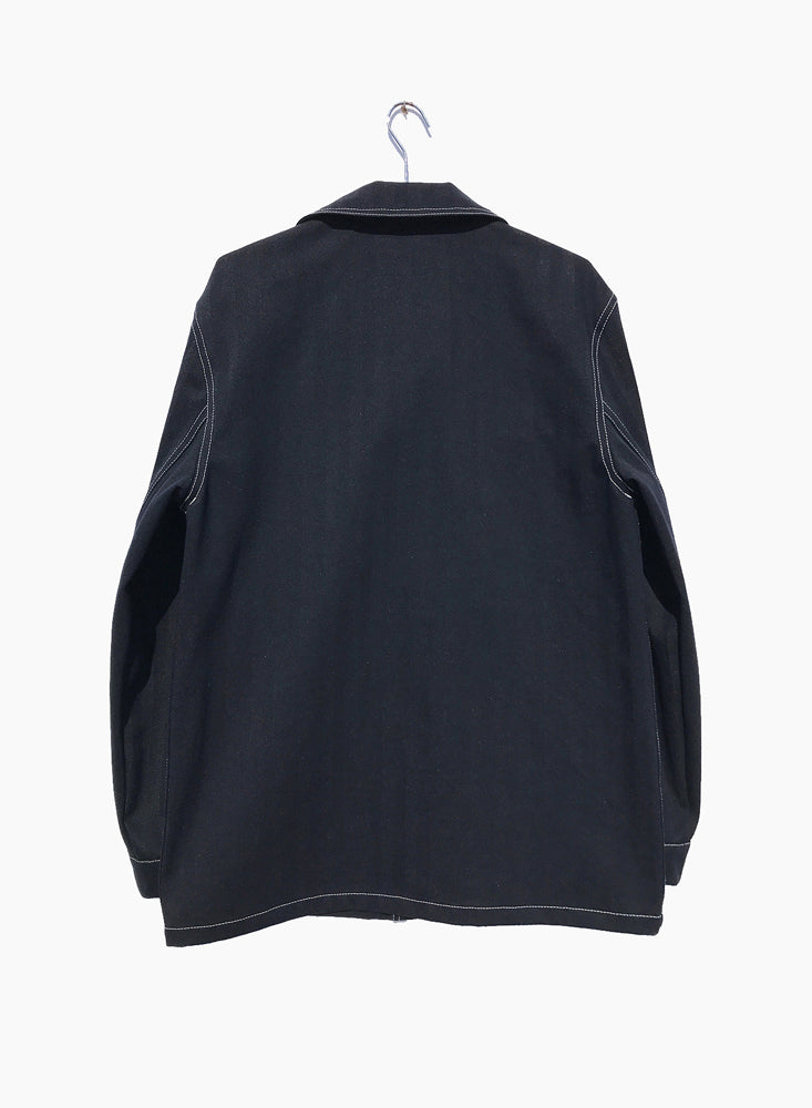 "Jacket ""Bleu"" - Navy"