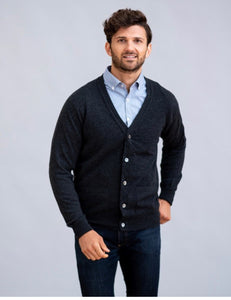 Men's Button Cardigan Sizes 54+