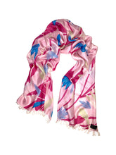 Load image into Gallery viewer, Luxury Handwoven Silk Scarves