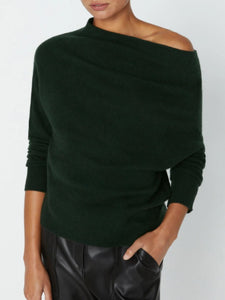 Lori Off Shoulder Sweater