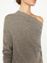 Load image into Gallery viewer, Lori Off Shoulder Sweater