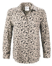 Load image into Gallery viewer, Monica Leopard Print Blouse