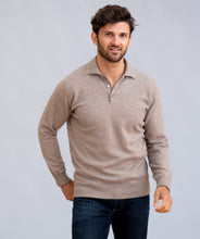 Load image into Gallery viewer, Men's Long Sleeve Polo
