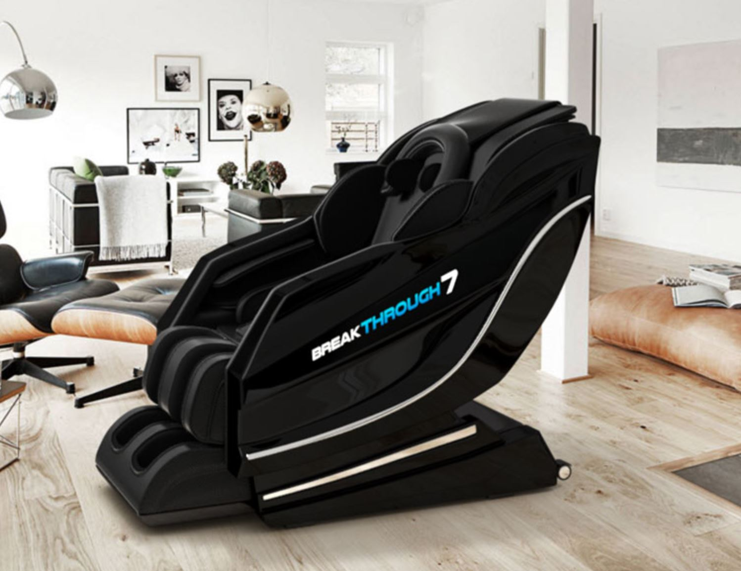 Medical Breakthrough Massage Chair 7 | No Taxes + Free ...