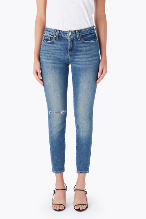 TRAVE SOPHIE- LOW RISE SLIM CROP