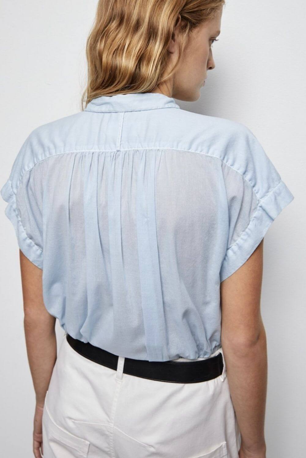 normandy blouse nili lotan