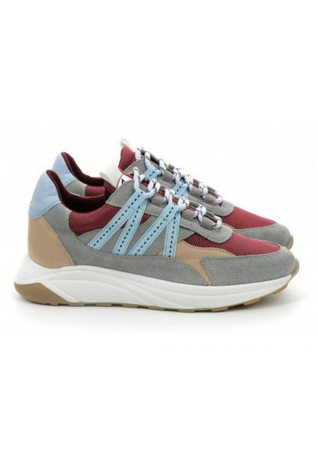 piola ica sneaker light blue