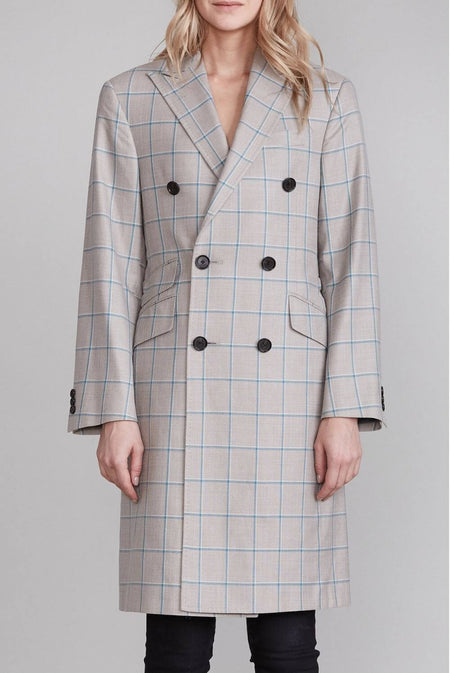 peak label coat