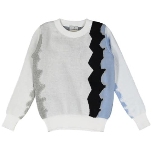 Juste Cle' Wave Sweater