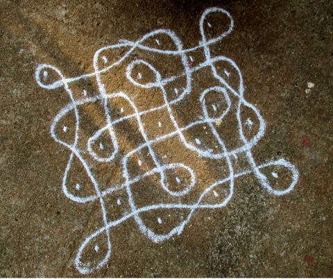 Those kolam days