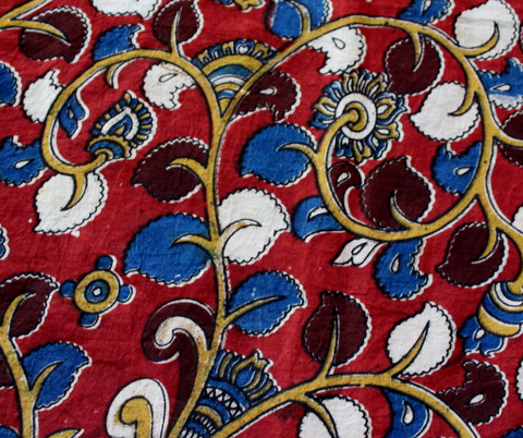 Kalamkari - art on textile