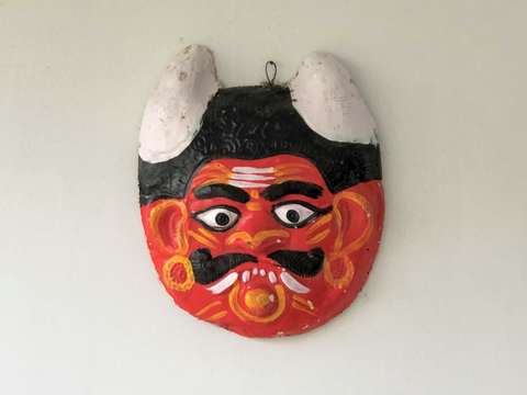 drishti bommai to ward off evil eye