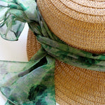 green marble scarf