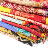 kantha work scarf sale