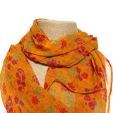light weight chiffon scarves for fall