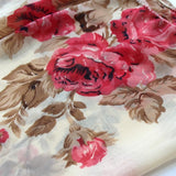mayil scarf with roses