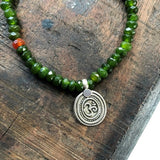 drishti necklace evil eye warding jewelry