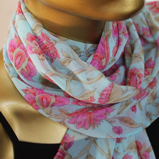 mayil 1664 colorful scarves